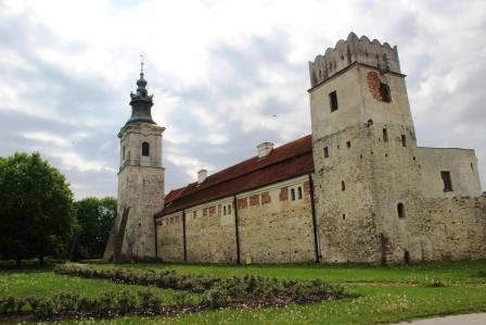 Замок в Сулееве