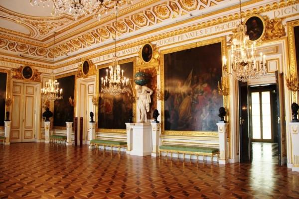 интерьер Королевского Дворца