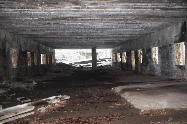 надземные помещения