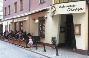 ресторан польской кухни во Вроцлаве
