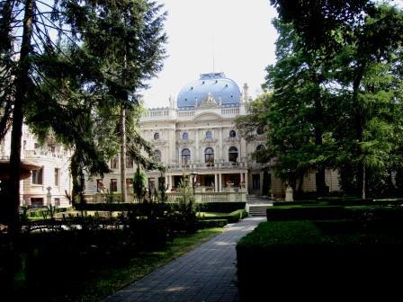 дворец Израеля Познаньского