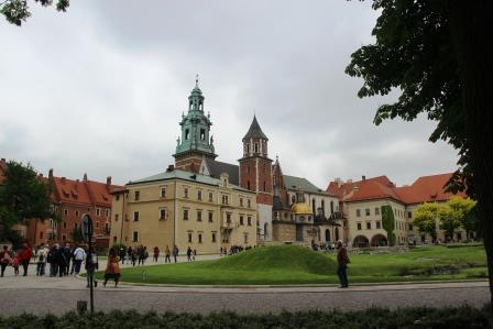 Краковский Вавель