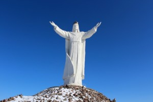 Самый высокий в мире памятник Иисусу Христу