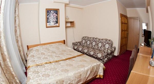 комнаты в Hotel Warmia Spa
