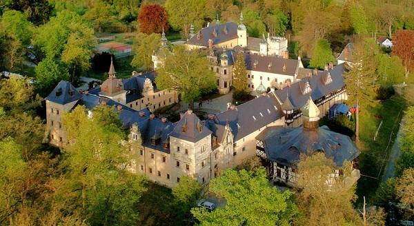 Замок Кличкув