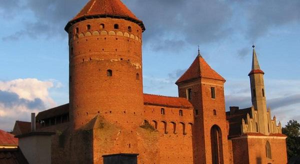 Замок Решель