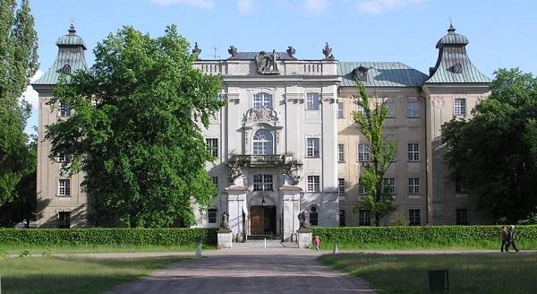 Замок Рыдзина