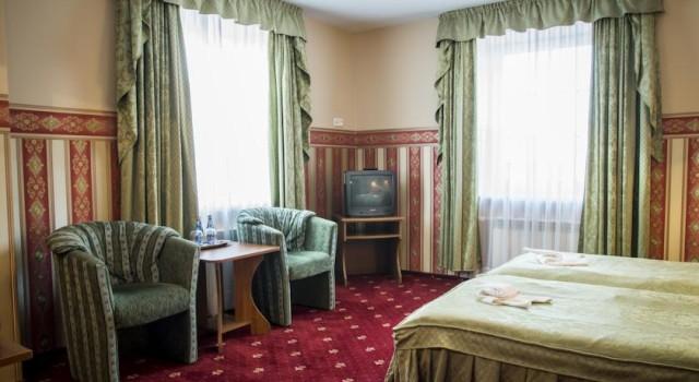комнаты гостиницы